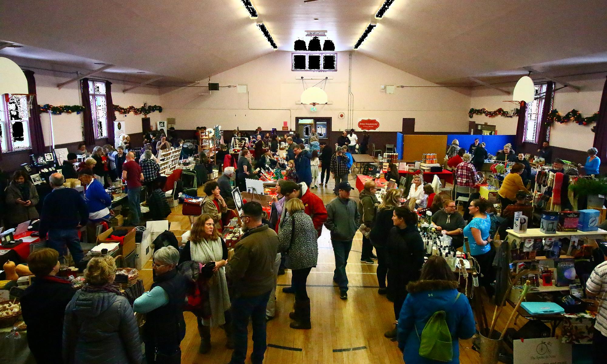 Avon Community Farmers Market and Craft Fair