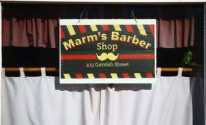 Marm's Barber Shop